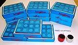 1 Gross 144 Pieces High Skore Blue Chalk