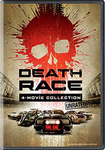 Race Collection - Death Race: 4-Movie Collection
