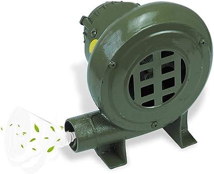JXS Barbacoa Ventilador eléctrico Superior de la fragua del ...