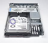 HTYGX - DELL 600GB 15K SAS 3.5'' 12Gb/s HDD HYBRID KIT W/13TH GEN TRAY