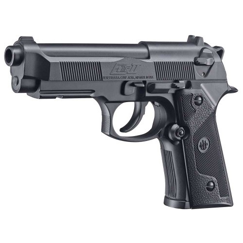 BER ELITE II .177 BB AIRGUN BLK
