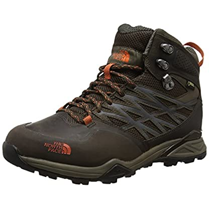 The North Face Men's Hedgehog Hike Mid Gore-tex High Rise Boots 1