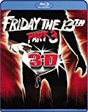 Friday the 13th, Part 3 3-D [Blu-ray]