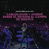 CARLOS VIVES-CARLOS VIVES + AMIGOS DESDE EL ESTADIO E