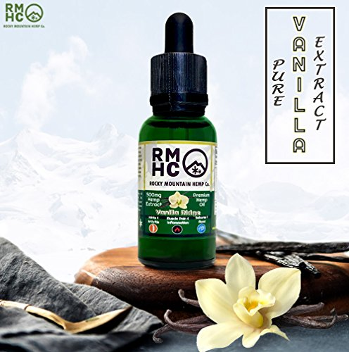 Rocky Mountain Hemp Co Premium Full Spectrum Hemp Oil