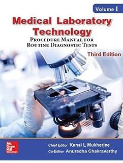 Buy medical laboratory technology procedure manual for routine medical laboratory technology procedure manual for routine diagnostic tests vol 1 fandeluxe Gallery