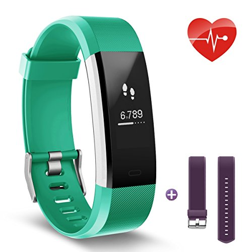 TW64 Smart Watch Blue - 5