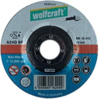 Wolfcraft 1627099 - Disco de corte para amoladora