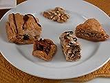 Order Bulk Baklava Assortment for Event- Gourmet Frozen Desserts (Set of 8 Trays)