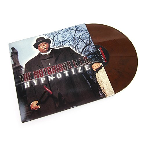 The Notorious B.I.G.: Hypnotize (Colored Vinyl) Vinyl - Lp 12 Record Vinyl Inch
