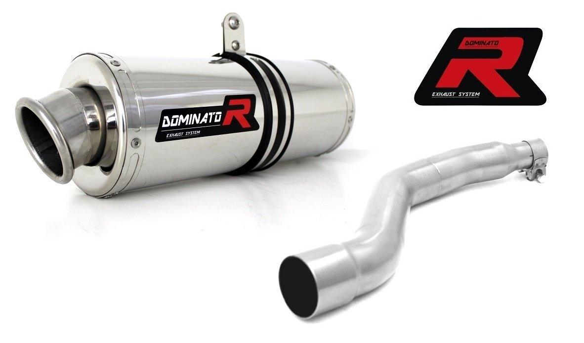 DB KILLER ROUND Dominator Exhaust HONDA XR 125 L 03-10