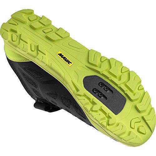 Mavic Crossride MTB Fahrrad Schuhe schwarz/gelb 2018 gelb