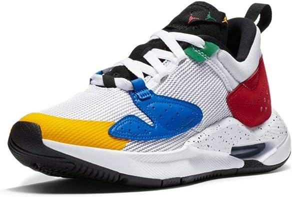 dividir Amplificar pistola  Nike Zapatillas Jordan Air Cadence (GS) Código CQ9233-101 Blanco Size: 39  EU: Amazon.es: Zapatos y complementos