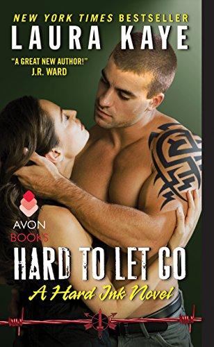 Hard to Let Go: A Hard Ink Novel cover