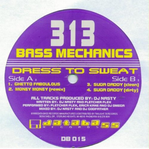 313 bass mechanics dress to sweat - 2