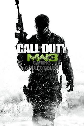 Cgc Huge Poster   Call Of Duty Modern Warfare 3 Cod Ps3 Ps4 Xbox 360 One   Cod010  24  X 36   61Cm X 91 5Cm