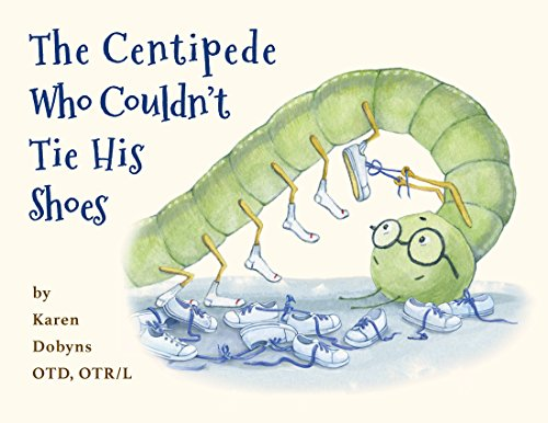 The Centipede Who Couldn't Tie His Shoes ()