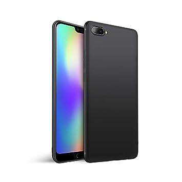 Olliwon Funda Huawei Honor 10, Ultra Slim Silicona TPU Carcasa Anti-Arañazos y Antideslizante 360 Cover Case para Huawei Honor 10 Nergo