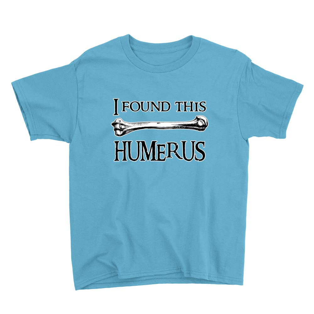 Subblime I Found This Humerus Bone Youth T-Shirt