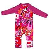 Nozone Full Zip Sun Protective Baby Swimsuit in