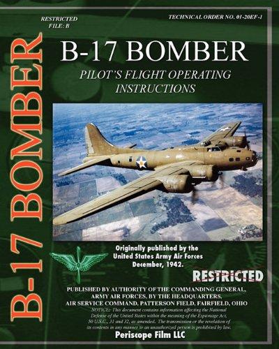 B-17 Pilot's Flight Operating Instructions