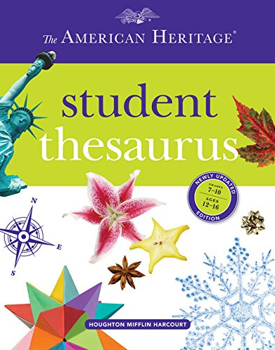 (The American Heritage Student Thesaurus)