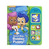 img - for Nickelodeon Bubble Guppies - Good Boy, Bubble Puppy! Sound Book - PI Kids (Bubble Guppies: Play-a-sound) book / textbook / text book