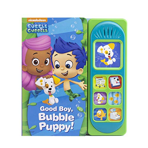 Nickelodeon Bubble Guppies: Good Boy, Bubble Puppy: Play-a-Sound (Bubble Guppies: Play-a-sound)