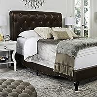 Safavieh FOX6214G-Q Bed, Queen