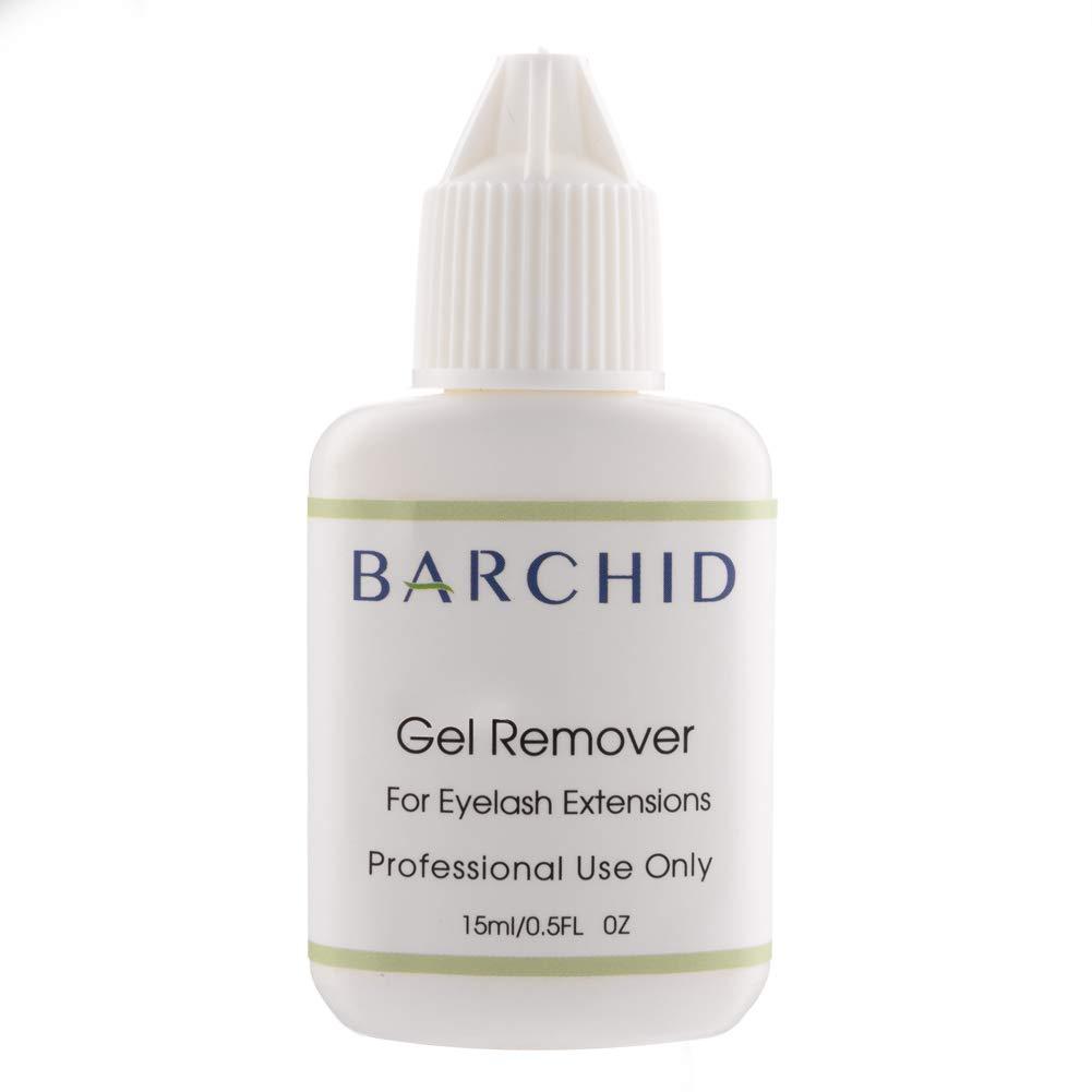 BARCHID Eyelash Extension Remover Lash Remover Eyelash Adhesive Remover Gel Remover eyelash extension Fast Acting Removing Eyelash Extension Glue Gel Remover Eyelash Extension