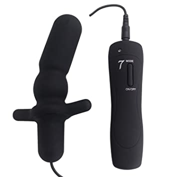 Amazon.com   FGTD Sex Toys 7 Modes Silicone Anal Vibrator Sex Toy for Adult Vibrating  Butt Plug S L Anus Stimulation Sex Product Masturbator Tshirt