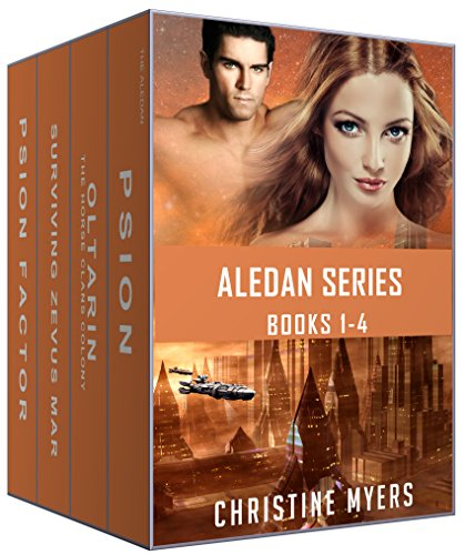Aledan Series Books 1-4  (Box Set)