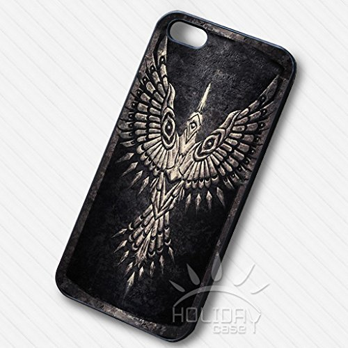 Greatshield of the Raven Goddess pour Coque Iphone 6 et Coque Iphone 6s Case S8K9RO