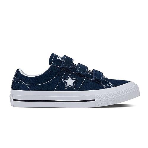 Converse Unisex Niños 656132C Zapatillas De Deporte para Exterior Size: 28.5 EU: Amazon.es: Zapatos y complementos