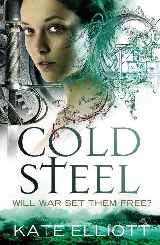 Download Cold Steel (The Spiritwalker Trilogy) pdf