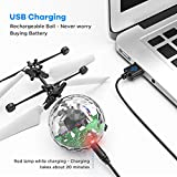 Toy Ball Infrared Induction RC Flying Toy Built-in