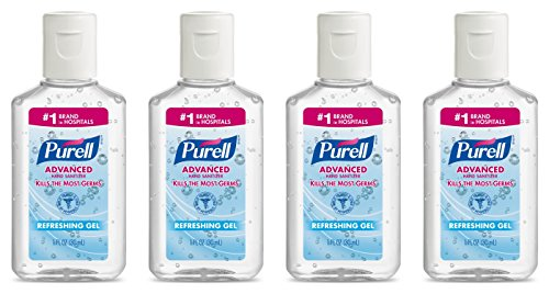Purell Advanced Hand Sanitizer Gel 1 OZ Travel Size