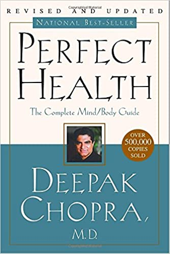 Image result for deepak chopra vegan books èrfect health