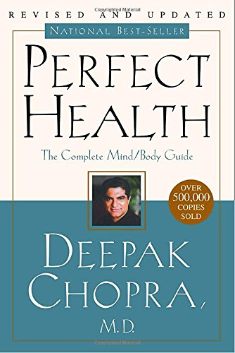Perfect Health: The Complete Mind/Body Guide, Revised and Updated (Service Prayer Card)