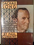 Dachau Song, Cummins, Paul F., 0820417297