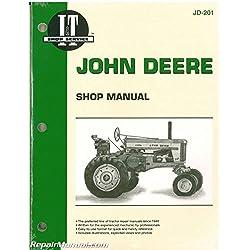 JD-201 John Deere 720 730 40 320 330 420 430 440 8