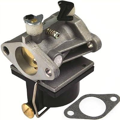 Carburetor For Tecumseh Models OV358EA-206940F OV358EA-206940G OV358EA-206941F: Automotive
