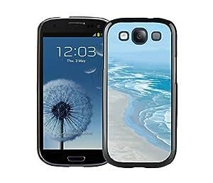 BINGO best quality Beautiful Beaches,Beautiful Coastline Samsung Galaxy S3 i9300 Case Black Cover