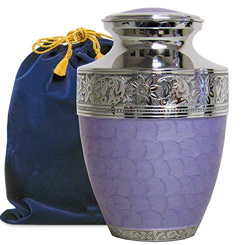 The Eternal Peace Lavender Adult Urn