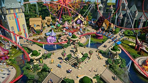 Planet Coaster Ps5 - Standard Edition - Playstation 5 4
