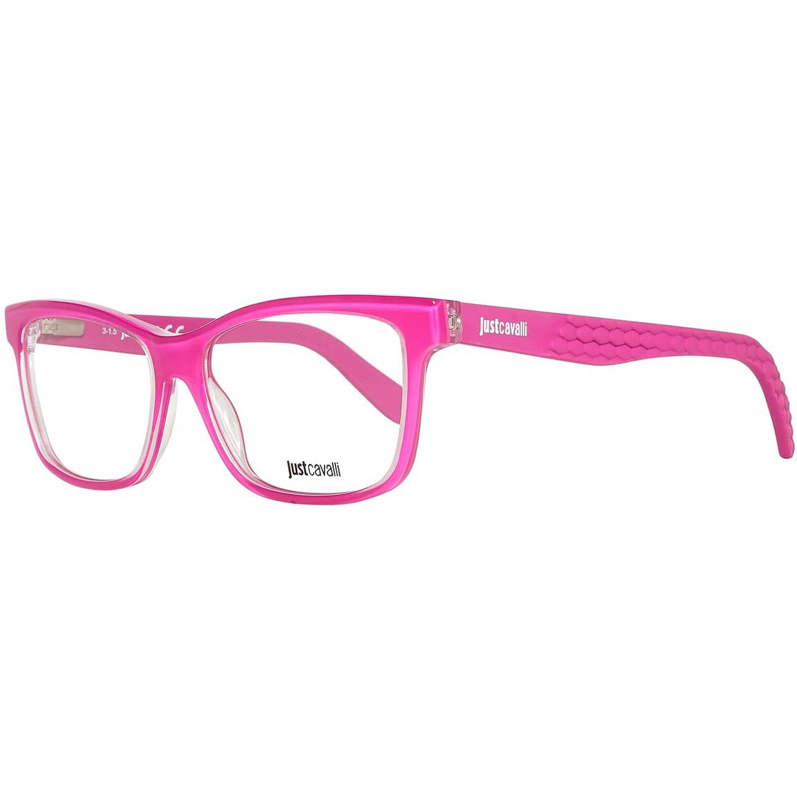 Just Cavalli JC0642 C53 075 (shiny fuxia / ) Brillengestelle JC0642_53075