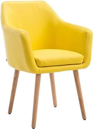CARACTERÍSTICAS: La silla de visita Utrecht tiene un acolchado de alta calidad y está tapizada en cu