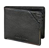 Robert Graham Men's Birch Passcase Wallet, Black, One Size