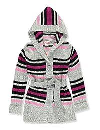 Pink Angel Big Girls' Hooded Cardigan