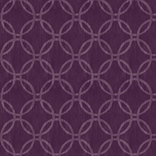 (Beacon House 2535-20642 Ecliptic Geometric Wallpaper,)